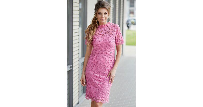 5a858bcc4420f9 Sukienki z koronką - sukienki koronkowe w różnych wzorach - Sukienki na  sezon 2019 - Moda - ołówkowe,jednokolorowe - wszystkie produkty na stronie  - Sklep ...