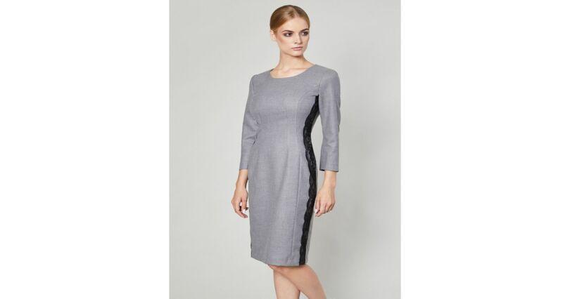 938021bfe4a4b6 Sukienki z koronką - sukienki koronkowe w różnych wzorach - Sukienki na  sezon 2019 - Moda - Sklep OHSO.pl™