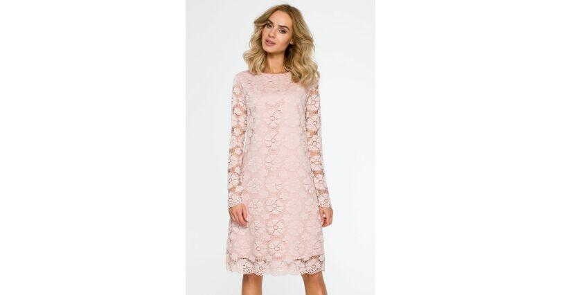 e2e90b1b37 Sukienki z koronką - sukienki koronkowe w różnych wzorach - Sukienki na  sezon 2019 - Moda - długi rękaw - wszystkie produkty na stronie - Sklep  OHSO.pl™