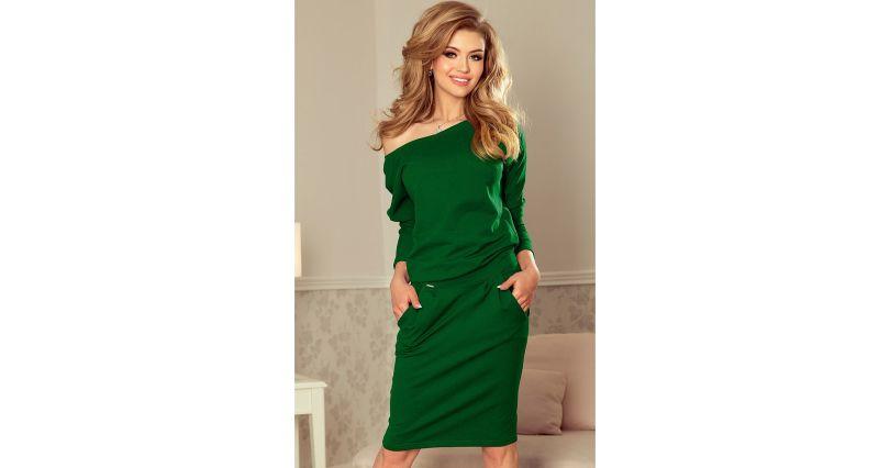 39c81d4317 189-3 Sukienka dresowa - Sklep OHSO.pl™