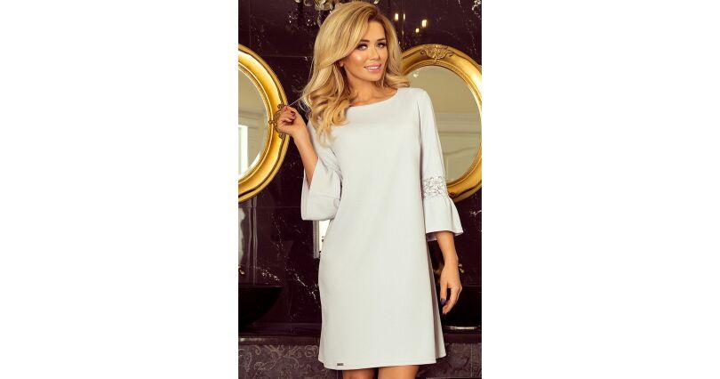 f55105cd72390e Sukienki na sezon 2019 - Moda - rękaw 3/4,z koronką - wszystkie produkty na  stronie - Sklep OHSO.pl™