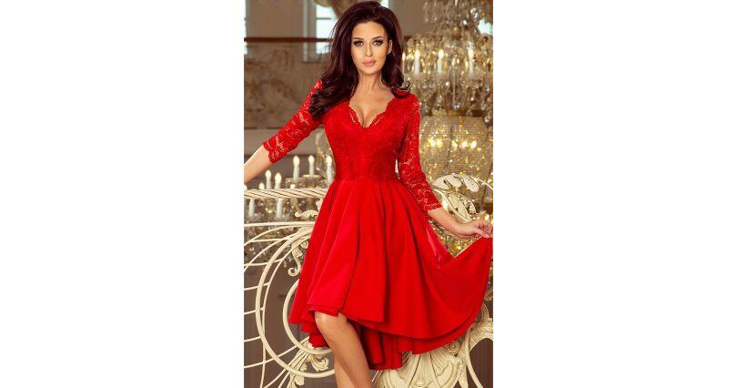 78932c5b63 Sukienki z koronką - sukienki koronkowe w różnych wzorach - Sukienki na  sezon 2019 - Moda - rozkloszowane - Sklep OHSO.pl™