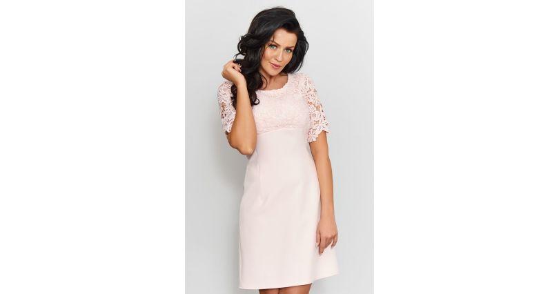 8b8dd09f762a2b Sukienki z koronką - sukienki koronkowe w różnych wzorach - Sukienki na  sezon 2019 - Moda - Roco - wszystkie produkty na stronie - Sklep OHSO.pl™